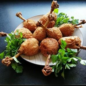 croquettes-poulet-chapelure
