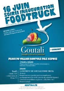 Inauguration Du Foodtruck