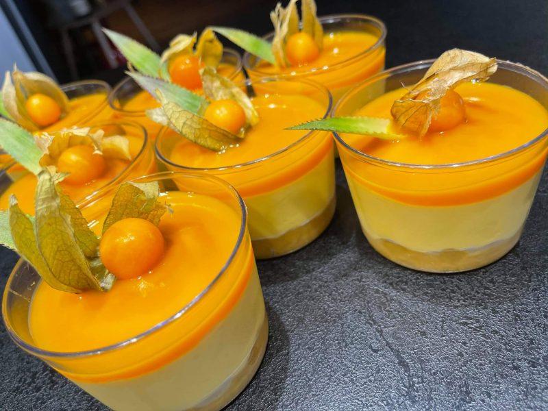 Cake Mangue Passion
